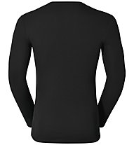 Odlo Shirt L/S Warm, Black