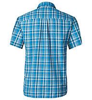 Odlo Mythen - Wanderhemd kurz - Herren, Blue
