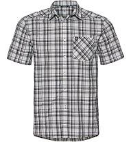 Odlo Mythen - camicia a maniche corte - uomo, Grey