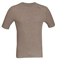 Odlo Shirt S/S Warm, Grey Melange
