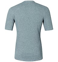 Odlo Shirt S/S Warm - Funktionsshirt - Herren, Grey