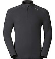 Odlo Siillian Stand Langlauf-Pullover, Black