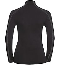 Odlo Sillian Stand - Fleecepullover - Damen, Black