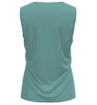 Odlo Singlet Cardada - top - donna, Turquoise
