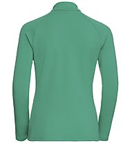 Odlo Snowbird Midlayer 1/2 zip - Fleecepullover - Damen, Green