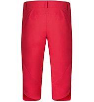 Odlo Spoor - Pantaloni corti trekking - donna, Red