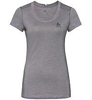 Odlo Natural+ Light SUW - Funktionsshirt - Damen, Grey