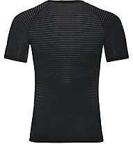 Odlo Performance Light Suw Crew Neck s/s - maglietta tecnica - uomo, Black