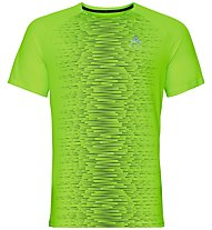 Odlo Crew Neck Essential - T-shirt running - uomo, Green