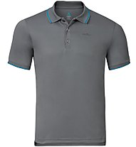 Odlo Tour - Polo Shirt Wandern - Herren, Grey