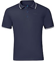 Odlo Tour - Polo Shirt Wandern - Herren, Dark Blue