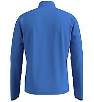 Odlo Trafoi Midlayer 1/2 Zip - Pullover mit Reißverschluss - Herren, Blue