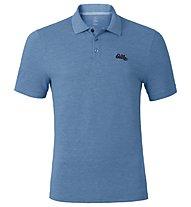 Odlo Trim - Polo Shirt - Herren, Directoir Blue