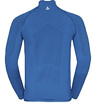 Odlo Velocity - giacca softshell sci di fondo - uomo, Blue