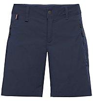 Odlo Wedgemount - pantaloni corti trekking - donna, Navy