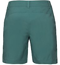 Odlo Wedgemount - pantaloni corti trekking - donna, Dark Green