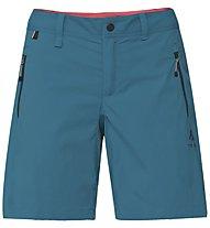 Odlo Wedgemount Shorts Damen Wanderhose kurz, Blue
