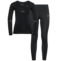 Odlo Winter Specials Performance Evolution Warm - Funktionunterwäsche - Damen, Black