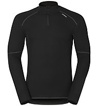Odlo X-Warm Shirt L/S Turtle Neck, Black