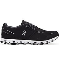 On Cloud W - scarpe natural running - donna, Black/White