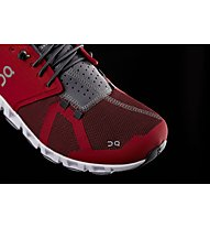 On Cloud - Natural-Running-Laufschuhe - Herren, Red