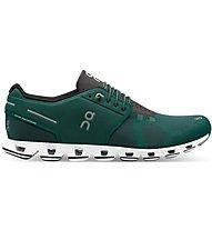 On Cloud - scarpe natural running - uomo, Dark Green/Dark Grey