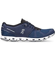 On Cloud - scarpe natural running - uomo, Dark Blue/Light Blue