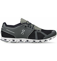 On Cloud - scarpe natural running - uomo, Grey/Dark Blue