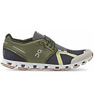On Cloud 70 / 30 - Sneaker - Damen, Dark Green/Grey
