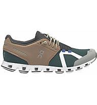 On Cloud 70 / 30 - Sneaker - Damen, Brown/Green