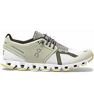 On Cloud 70 / 30 - Sneaker - Damen, Light Green/White