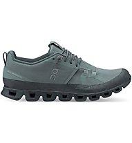 On Cloud Dip - scarpe tempo libero - donna, Green/Blue/Dark Grey