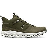 On Cloud Hi Monochrome - Sneaker - Herren, Dark Green