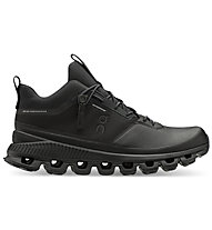 On Cloud Hi Waterproof - Sneaker - Herren, Black