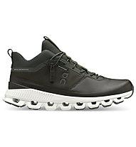 On Cloud Hi Waterproof - Sneaker - Herren, Brown/Green