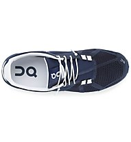 On Cloud M - Neutralrunningschuh - Herren, Navy/White