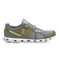 On Cloud - scarpe running - uomo, Olive/Grey