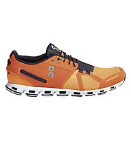 On Cloud M - Neutralrunningschuh - Herren, Orange/Fire