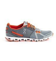 On Cloud - scarpe running - uomo, Olive/Flame