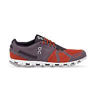 On Cloud - scarpe natural running - uomo, Shark/Rust