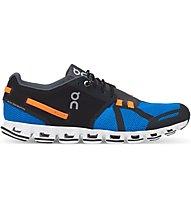 On Cloud - scarpe natural running - uomo, Black/Blue