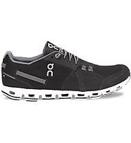 On Cloud - scarpe natural running - uomo, Black/White