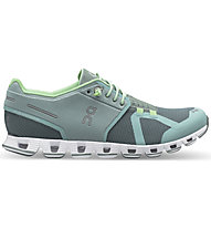 On Cloud W - Natural-Running-Laufschuhe - Damen, Light Green