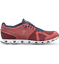 On Cloud W - scarpe natural running - donna, Red/Black