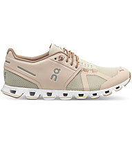On Cloud W - scarpe natural running - donna, Rose/Beige