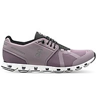 On Cloud W - Natural-Running-Laufschuhe - Damen, Violet/Black