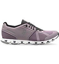 On Cloud - scarpe natural running - donna, Violet/Black