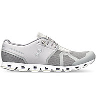 On Cloud W - scarpe natural running - donna, Light Grey