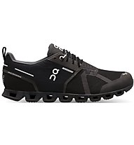 On Cloud Waterproof - scarpe natural running - uomo, Black