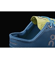 On Cloud X W - scarpe running neutre - donna, Blue/Yellow